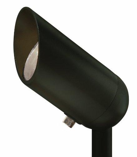 Hinkley Lighting 15436Bz Nexus Low-Voltage 15-Volt Led 30 Degree Spot Light 6-Watt Led, Bronze Finish