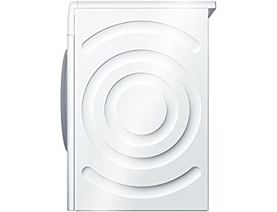 Bosch WTB86201IN Condensed Stainless Steel Drum Dryer (8 Kg, White)