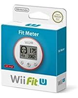 Fit Meter Wii U - rouge