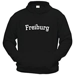 getshirts - Cityshirts - Hooded Sweat - Freiburg