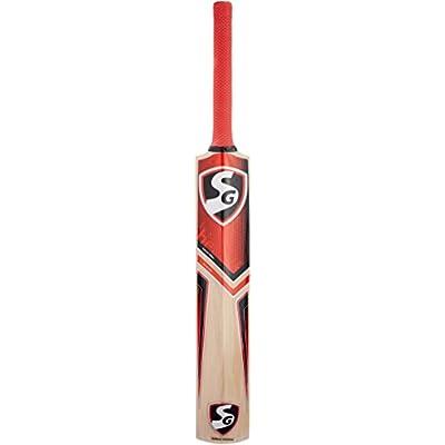 SG Strokewell Xtreme Kashmir Willow Cricket Bat (Short Handle)
