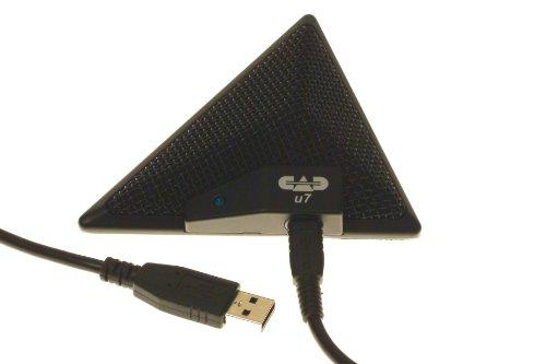 Cad U7 Usb Desktop Condenser Recording Mic