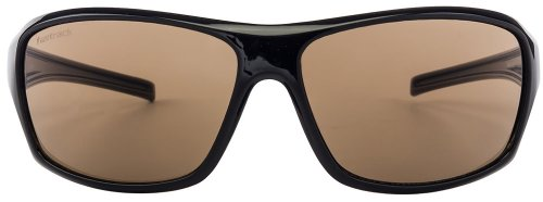 Fastrack Oval Sunglasses (Black) (P222BR2)