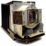 Replacement projector lamp TLPLW15 with housing for TOSHIBA TDP-EW25 / TDP-EX20 / TDP-EX20U / TDP-ST20 projectors