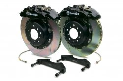 Brembo 1G2.9033A1 GT Big Brake Kit Front Slotted Chrysler 300 05-12