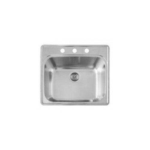 Blanco 441400 3 Hole Essential Laundry Sink
