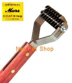 Mars Coat King 8 Teeth Stripping Comb Dog Grooming
