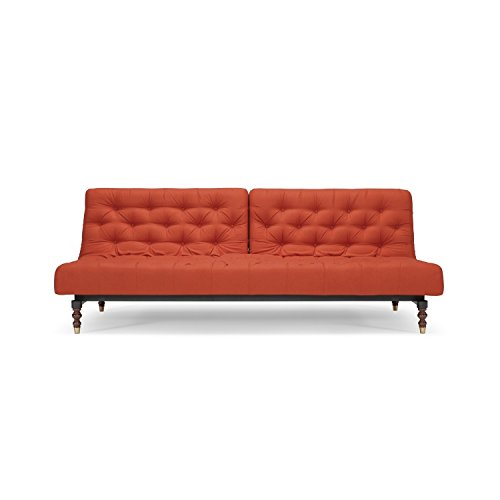 Innovation Schlafsofa Old School, Schlafcouch Bettsofa orange online kaufen