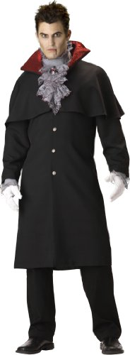 Premier Collection by InCharacter Costumes Vampire Adult Costume – Size Medium