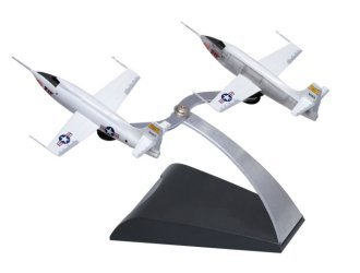 Bell X-1 E Two Plane Set (Test Flight) Diecast Model Aircraft