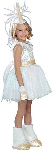 Princess Paradise Kids Unicorn Costume, Medium