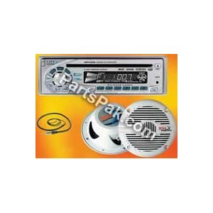 Marine Mr1462s Audio System Silver