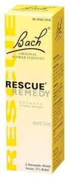 Nelson Bach USA - Rescue Remedy, 20 Milliliter liquid