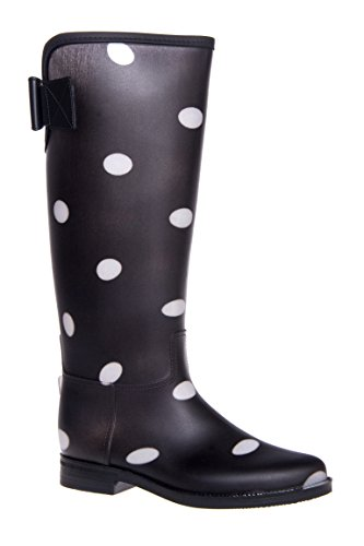 Royal Knee High Rain Boot
