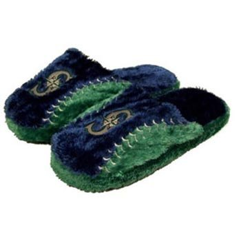 Seattle Mariners MLB Himo Ball Slippers - XL at Amazon.com