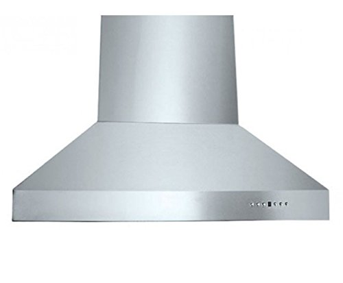 Z Line 697-60 Stainless Steel Wall Mount Range Hood, 60-Inch (Range Hood 60 compare prices)