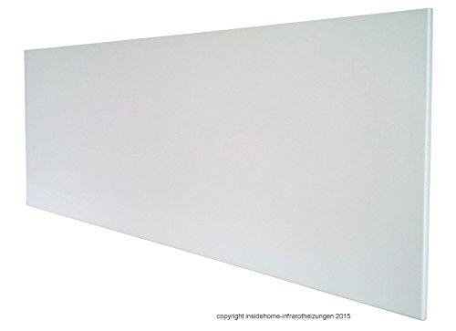 infrarotheizung premium rahmenlos mit bild 950 watt. Black Bedroom Furniture Sets. Home Design Ideas