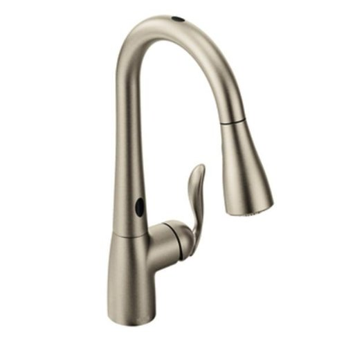 Moen 7594ESRS Arbor With Motionsense hands free kitchen faucet