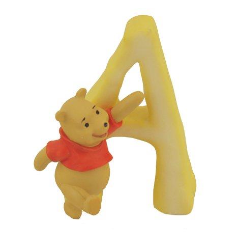 Disney Pooh & Friends Magnetic Alphabet Letter, A - 1