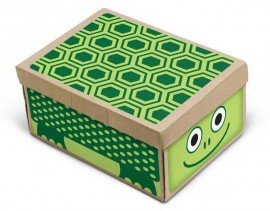 Box Play for Kids Turtle