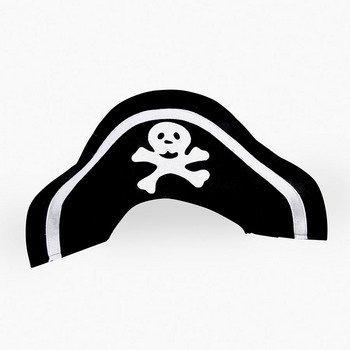 Dozen Child Felt Pirate Hats Toy