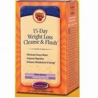 15-Day Weight Loss Cleanse & Flush 60 tabs