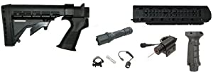 Ultimate Arms Gear Stealth Black Saiga 12 & 20 Gauge Shotgun Kit Includes... by Ultimate Arms Gear