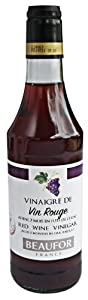 Beaufor Red Wine Vinegar 16.75 Fl Oz