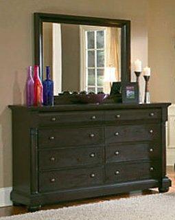 low price evan wood bedroom furniture set evan 8 drawer