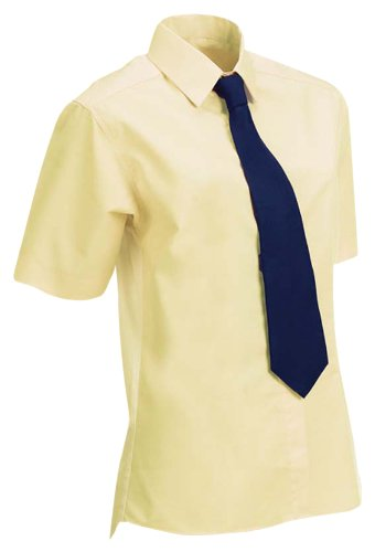 Equetech Girl's Short Sleeved Stretch Show Shirt