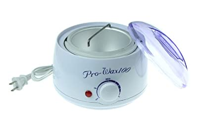 Ms Portable Professional Wax Warmer Hair Removal 360 Heating Coil Fast Wax Meldown by MelodySusie