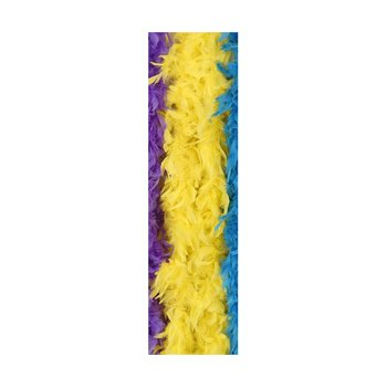 Kids Golden Yellow Feather Boa