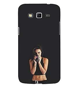 EPICCASE Happy Morning Mobile Back Case Cover For Samsung Galaxy Grand Max & Grand 3 (Designer Case)