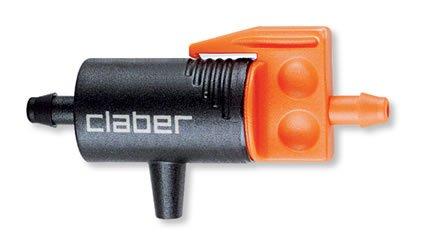 Claber 91217 Accessori Rainjet Goccia 10 Gocciola 0-6 Line