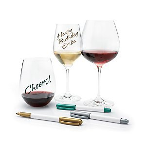 wine enthusiast 3 pack wine glass writer