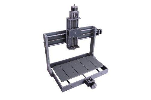 Zen ToolworksTM CNC 7x12 3D Printer/Milling Kit
