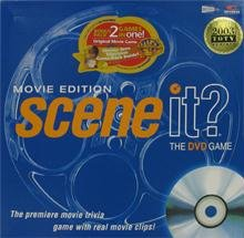 Scene It - The DVD Game: Movie Edition  bonus
