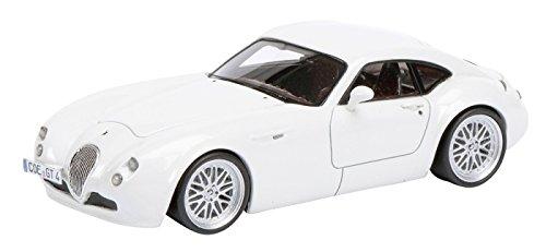 Schuco 1/43 Wiesmann クーペ GT MF4 ホワイト