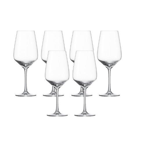 schott zwiesel rotweinglas 6er set taste glasset neu ovp kaufen hobbywinzer shop. Black Bedroom Furniture Sets. Home Design Ideas