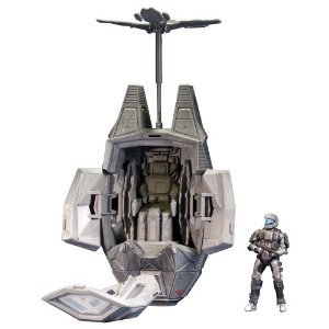 Buy Halo Toys - McFarlane\'s Toy\'s Halo - ODST Drop Pod with The Rookie