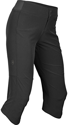 Sugoi Women'S Mobil Capri (Black, Medium)