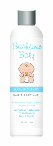 Bathtime Baby Body Wash, 8.5 Ounce