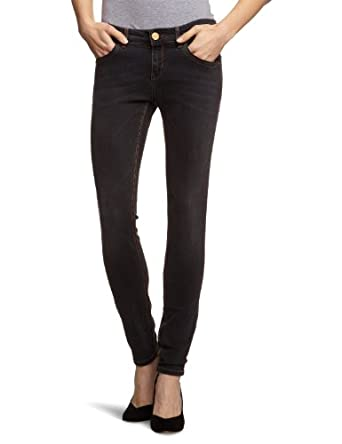 Mexx - Jean - Skinny/Slim Fit - Femme - Gris (090) - FR : 27W (Taille fabricant : 27)
