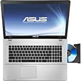 ASUS X750JA-DB71 17.3-Inch Laptop (Dark Gray)