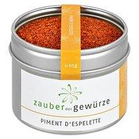 Piment d'Espelette, 65g von Zauber der Gewürze GmbH bei Gewürze Shop