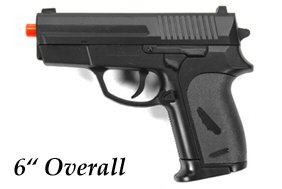 AIRSOFT GUN P 618 1 PISTOL PAINTBALL AIR SOFT