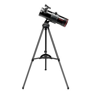 Tasco Spacestation 114X500Mm Reflector St With Variable Led Red Dot Finderscope Telescope