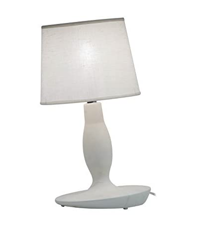 Karman Lámpara Mesa Norma M Small Blanco