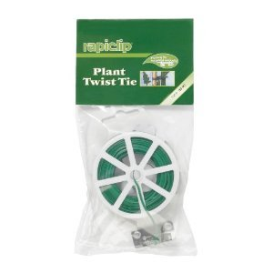 Luster Leaf Rapiclip Extra Long Garden Plant Twist Tie - approx 164 ft. #846