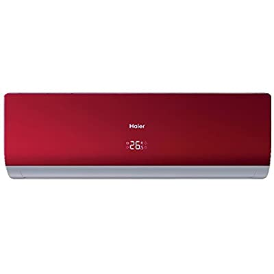 Haier HSU-19CXAR3N Ether Split AC (1.5 Ton, 3 Star Rating, Red)